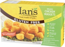 Breaded Chicken Nuggets product image.