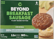 Beyond Breakfast Sausage Patty - Classic product image.