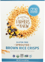 Organic Sprouted Cereal (selected varieties) product image.