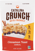Keto-Friendly Cereal product image.