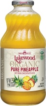 Organic Pure Pineapple Juice product image.