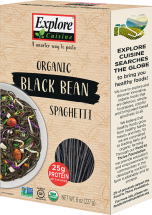 Organic Legume Pasta (selected varieties) product image.