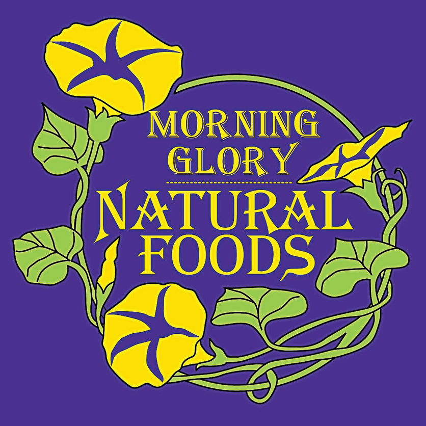 Morning Glory logo.