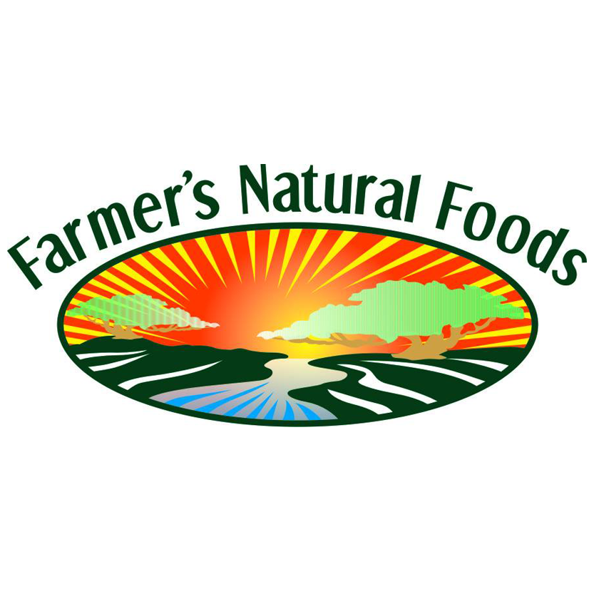Farmer's Natural Foods logo.