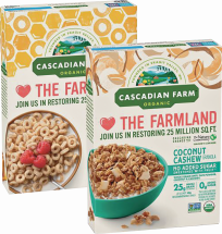 Organic Cereal and Granola product image.