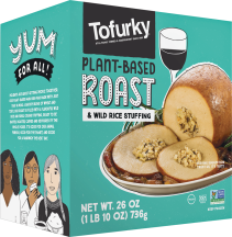 Plant-based Roast  product image.