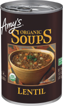 Organic Soup or Refried Beans product image.