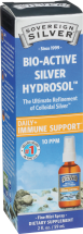 Bio-Active Silver Hydrosol product image.