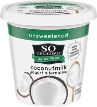 Coconutmilk Yogurt product image.