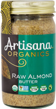 Organic Raw Almond Butter product image.