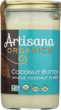 Raw Coconut Butter product image.