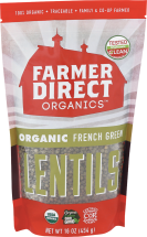 Organic Beans & Lentils product image.