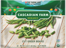 Organic Frozen Green Beans product image.