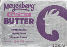 Goat Milk Butter product image.