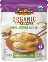 Organic Potstickers product image.