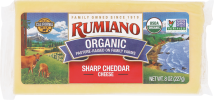 Organic Cheddar Cheese product image.