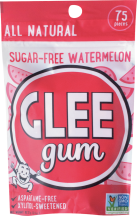 Resealable Pack Of Natural Gum product image.