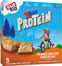 Kids ZBar Protein product image.