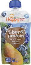 Organic Fiber & Protein Pouch product image.