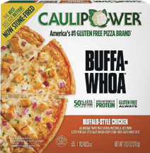 Cauliflower Crust Pizza product image.